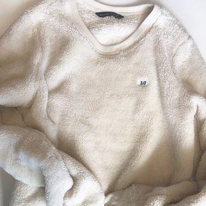 Abercrombie & Fitch teddy bear Sweatshirt Size XS